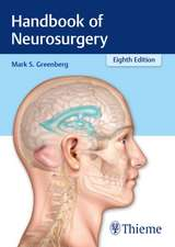 Handbook of Neurosurgery: Greenberg Neurochirurgie