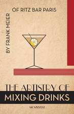 The Artistry of Mixing Drinks (1934)
