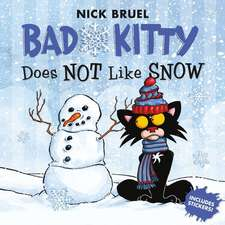 Bad Kitty Does Not Like Snow