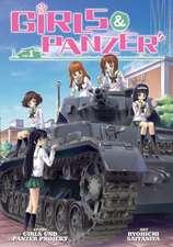 Girls & Panzer, Volume 1:  Circus and Liars Game