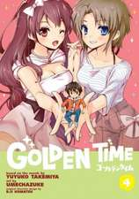 Golden Time Vol. 4:  Riddle Story of Devil Vol. 4