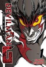 Devilman G Vol. 1
