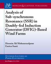 Analysis of Sub-Synchronous Resonance (Ssr) in Doubly-Fed Induction Generator (Dfig)-Based Wind Farms:  From Truth Discovery Computation Algorithms to Models of Misinformation Dynamics