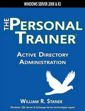 Active Directory Administration