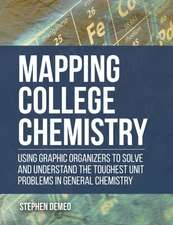 Mapping College Chemistry