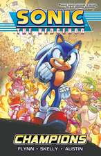 Sonic The Hedgehog 5: Champions