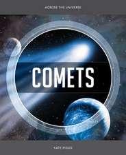 Across the Universe:  Comets