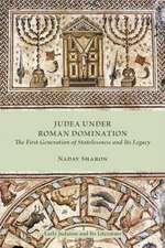 Judea under Roman Domination