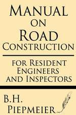 Manual on Road Construction