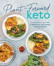 Plant-forward Keto
