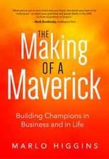 Making of a Maverick