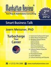 Manhattan Review Smart Business Talk [2nd Edition]