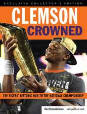 Clemson Crowned