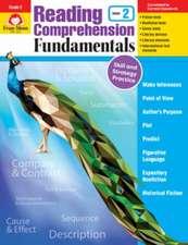 Reading Comprehension Fundamentals, Grade 2