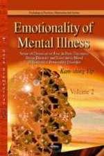 Emotionality of Mental Illness
