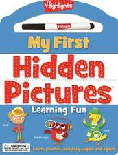 My First Hidden Pictures? Learning Fun