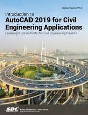 Introduction to AutoCAD 2019 for Civil Engineering Applications