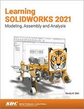 Learning SOLIDWORKS 2021