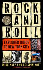 ROCK AMP ROLL EXPLORER GUIDE TO
