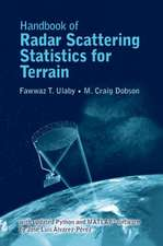 Handbook of Radar Scattering Statistics for Terrain: Includes 2019 Software Update