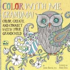 Color with Me, Grandma!