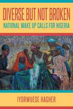 Diverse But Not Broken:  National Wake Up Calls for Nigeria