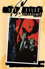 X-Files Season 10 Volume 4:  Combiner Wars--First Strike