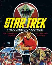 Star Trek The Classic Uk Comics Volume 2