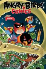 ANGRY BIRDS COMICS V06 WING IT