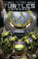Teenage Mutant Ninja Turtles Universe, Vol. 2