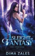 Sleight of Fantasy (Sasha Urban Series - 4)