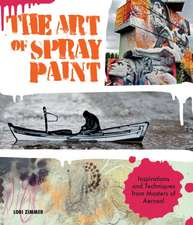 The Art of Spray Paint