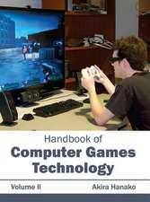 Handbook of Computer Games Technology