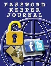 Password Keeper Journal