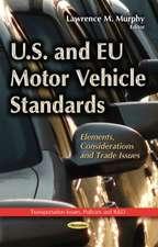 U.S. and EU Motor Vehicle Standards