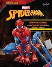 Learn to Draw Marvel's Spider-Man