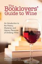 The the Booklovers' Guide to Wine