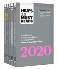 5 Years of Must Reads from HBR: (5 Books)