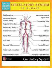 Circulatory System of Humans (Speedy Study Guides)