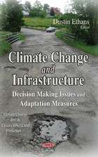 Climate Change & Infrastructure