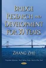 Bridge Research & Development for 30 Years