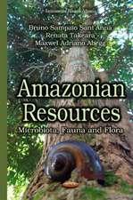 Amazonian Resources: Microbiota, Fauna & Flora