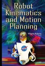 Robot Kinematics & Motion Planning