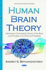 Human Brain Theory: Information-Commutation Device of the Brain & Principles of its Work & Modeling