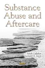 Substance Abuse & Aftercare