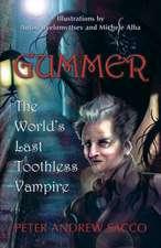 Gummer:  The World's Last Toothless Vampire