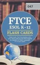 FTCE ESOL K-12 Flash Cards
