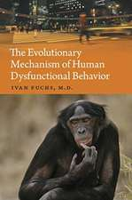 The Evolutionary Mechanism of Human Dysfunctional Behavior: Relaxation of Natural Selection Pressures Throughout Human Evolution, Excessive Diversific
