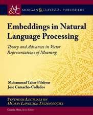 Embeddings in Natural Language Processing