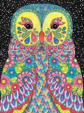 Hello Angel Lined Journal Owl